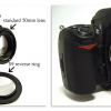 Thumbnail image for Reverse Mount your Lens to Create a Macro Lens