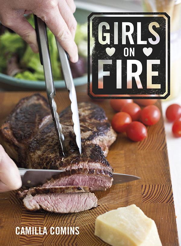 Post image for Book Review   Girls on Fire by Camilla Comins