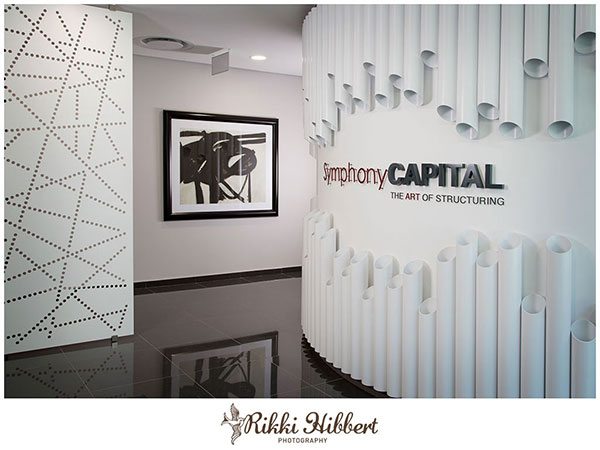 Post image for New Work Space for Symphony Capital