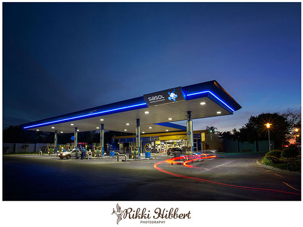 Post image for Refurbished Sasol Petrol Stations