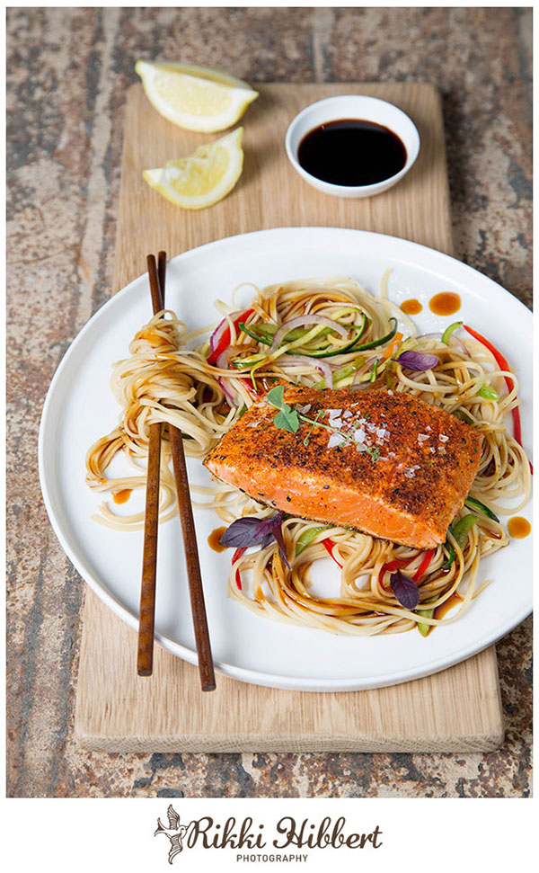 salmon-terriyaki-butcher-block-rikki-hibbert-photography
