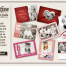 Thumbnail image for The Album Café Valentine's Day Mini Wallet Free Template