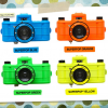 Thumbnail image for Sprocket Rocket Lomography Camera in four Superpop colours!
