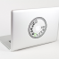 Thumbnail image for The Camera Dial Laptop Decal for Photographers