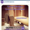 Thumbnail image for Winner of the Grand Designs Instagram photography competition