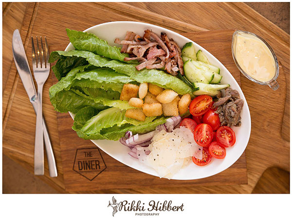 The-Diner-Salad-Rikki-Hibbert